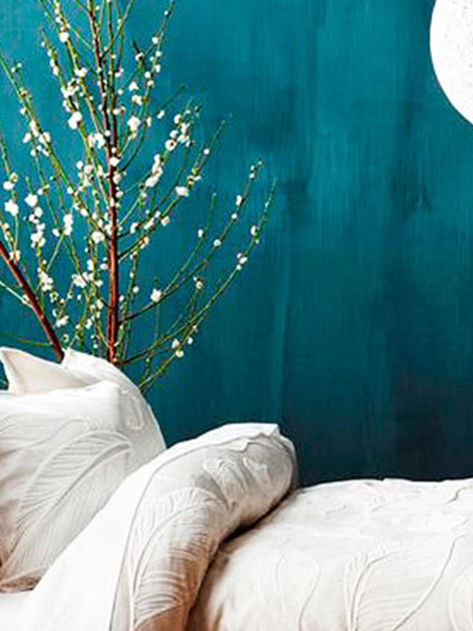 Waarom je je slaapkamer juist niet wit zou moeten schilderen