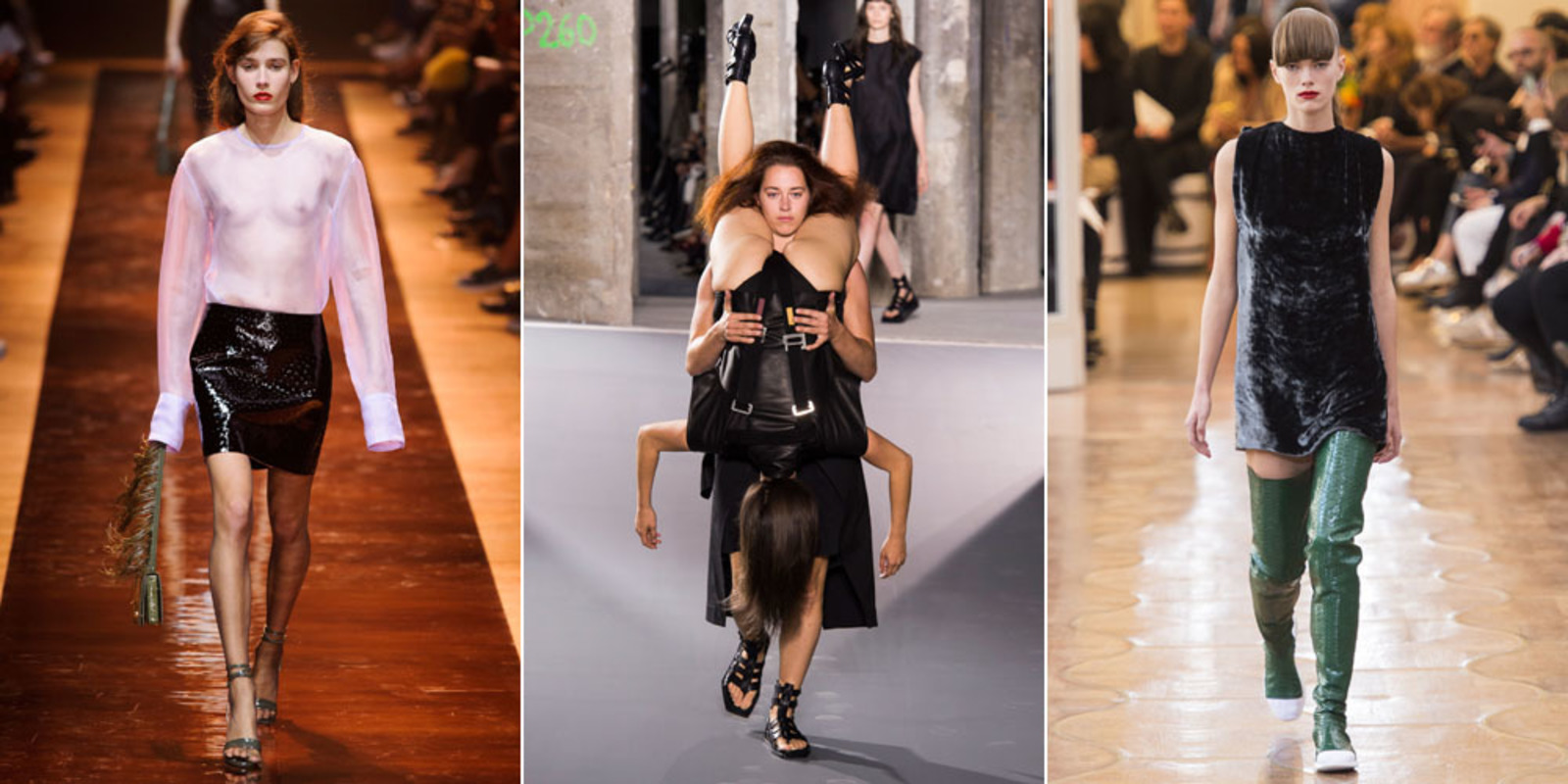 Parijs fashion week over middelbare school revivals for When is fashion week over