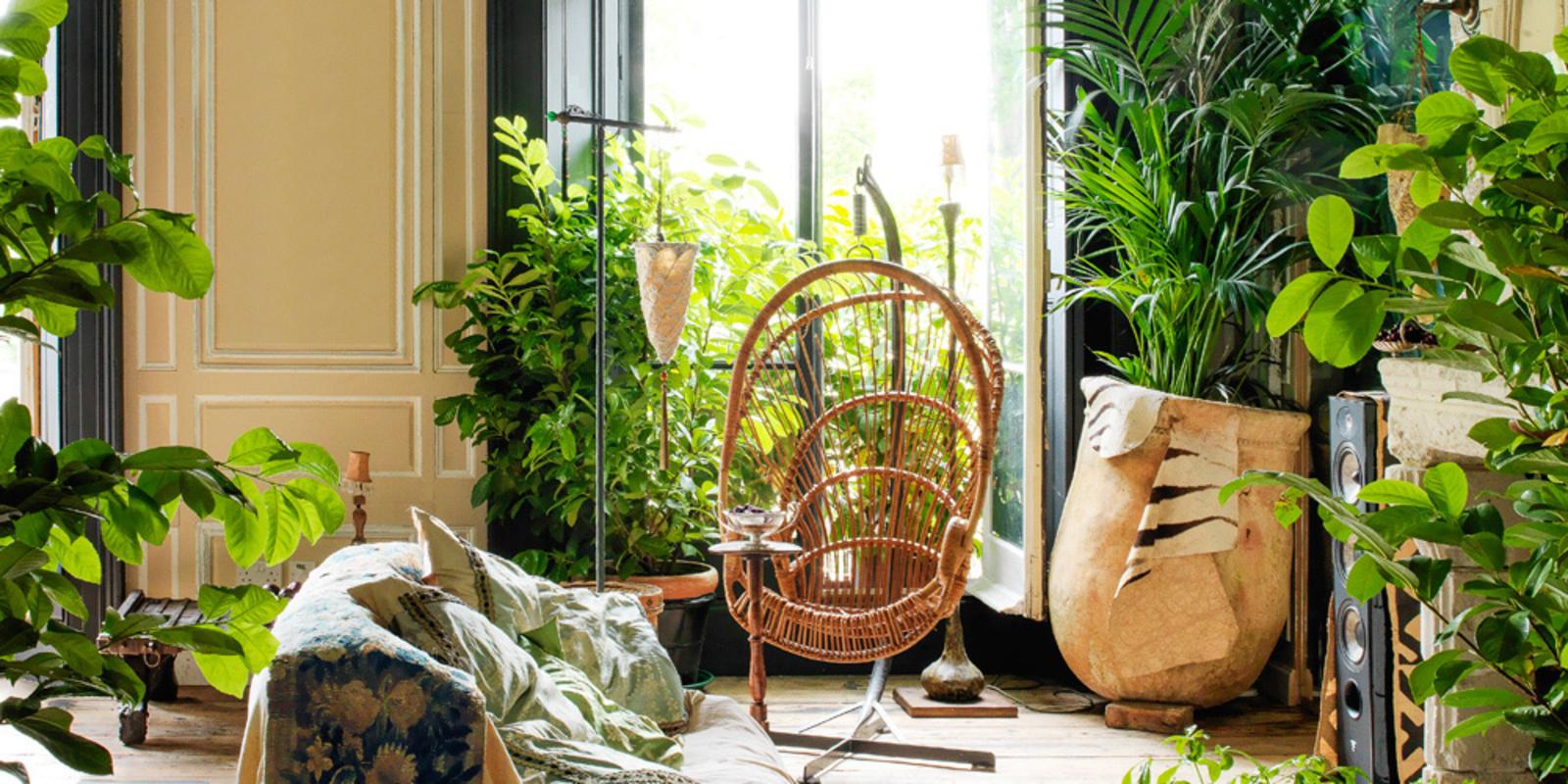 mode meets interieur en een groentje dat is de nieuwe elle decoration. Black Bedroom Furniture Sets. Home Design Ideas
