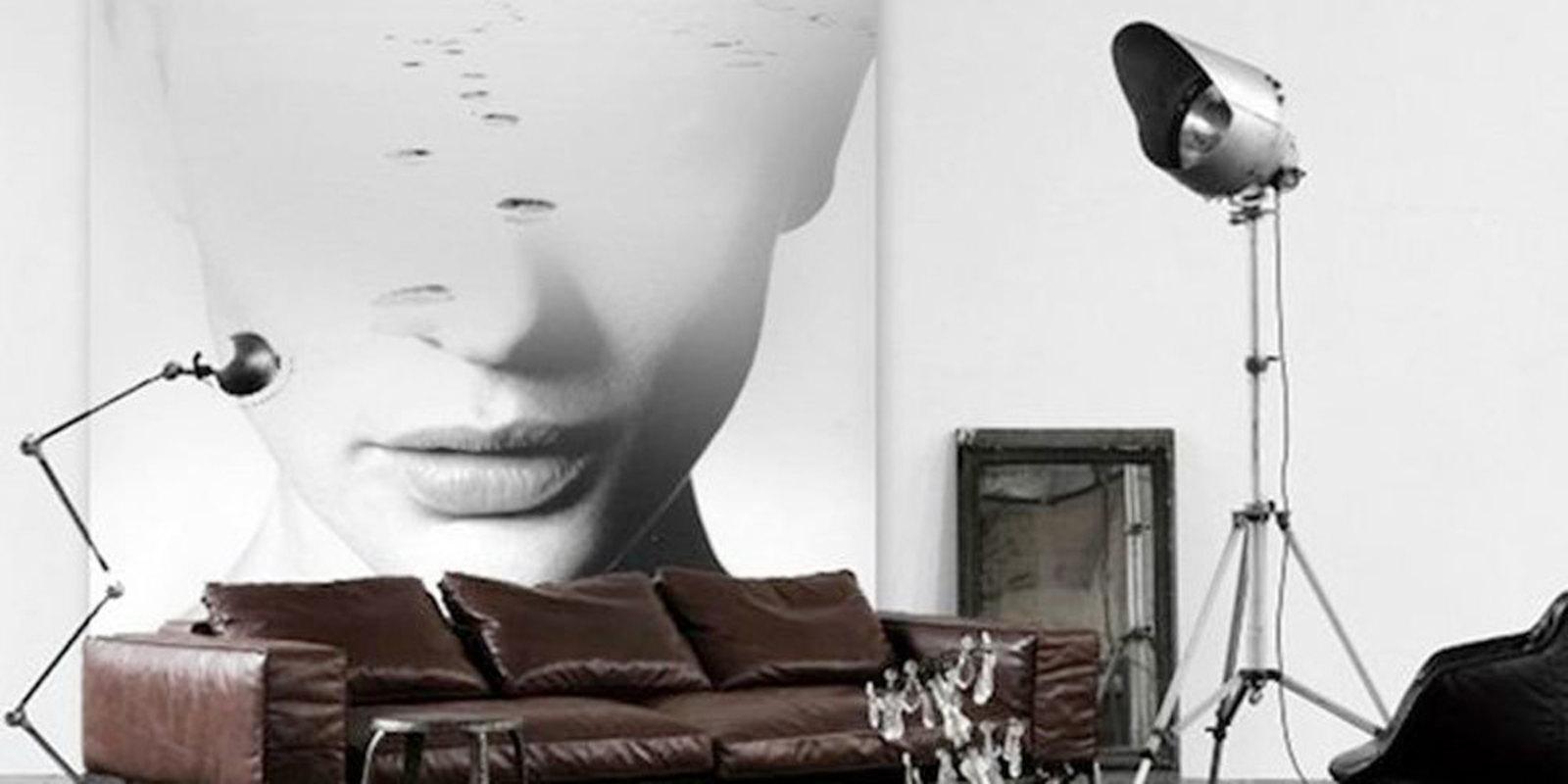 10 dingen die je met een lange lege muur kunt doen. Black Bedroom Furniture Sets. Home Design Ideas