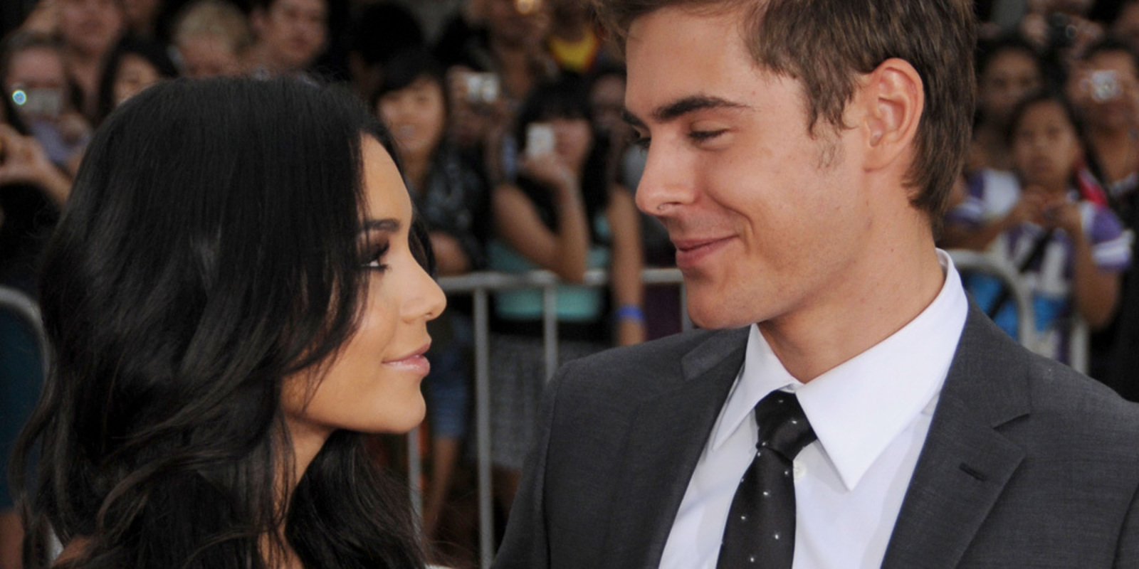 from Colin zac efron and vanessa naked