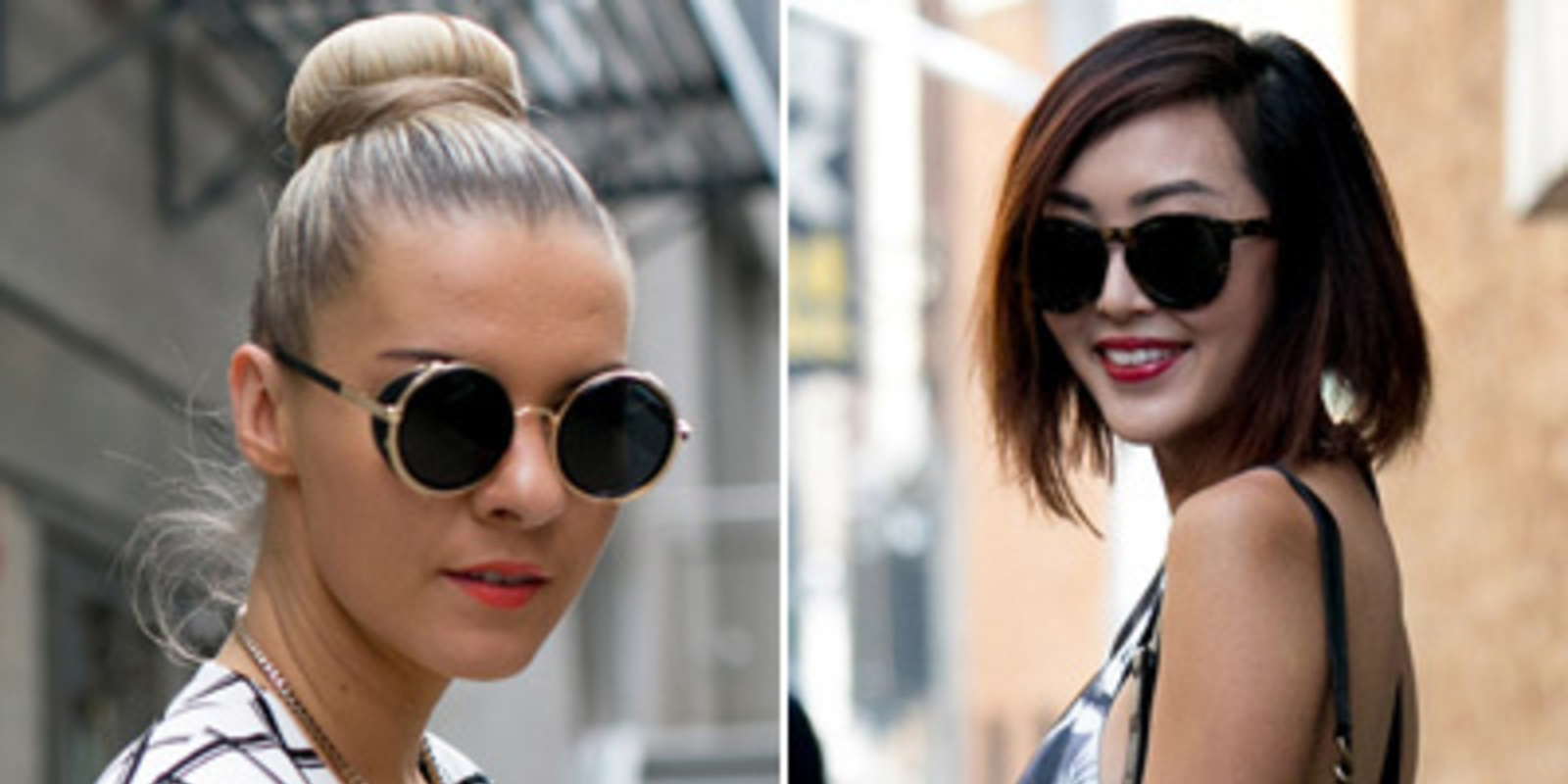 De Meest Opvallende Kapsels Van Fashion Week