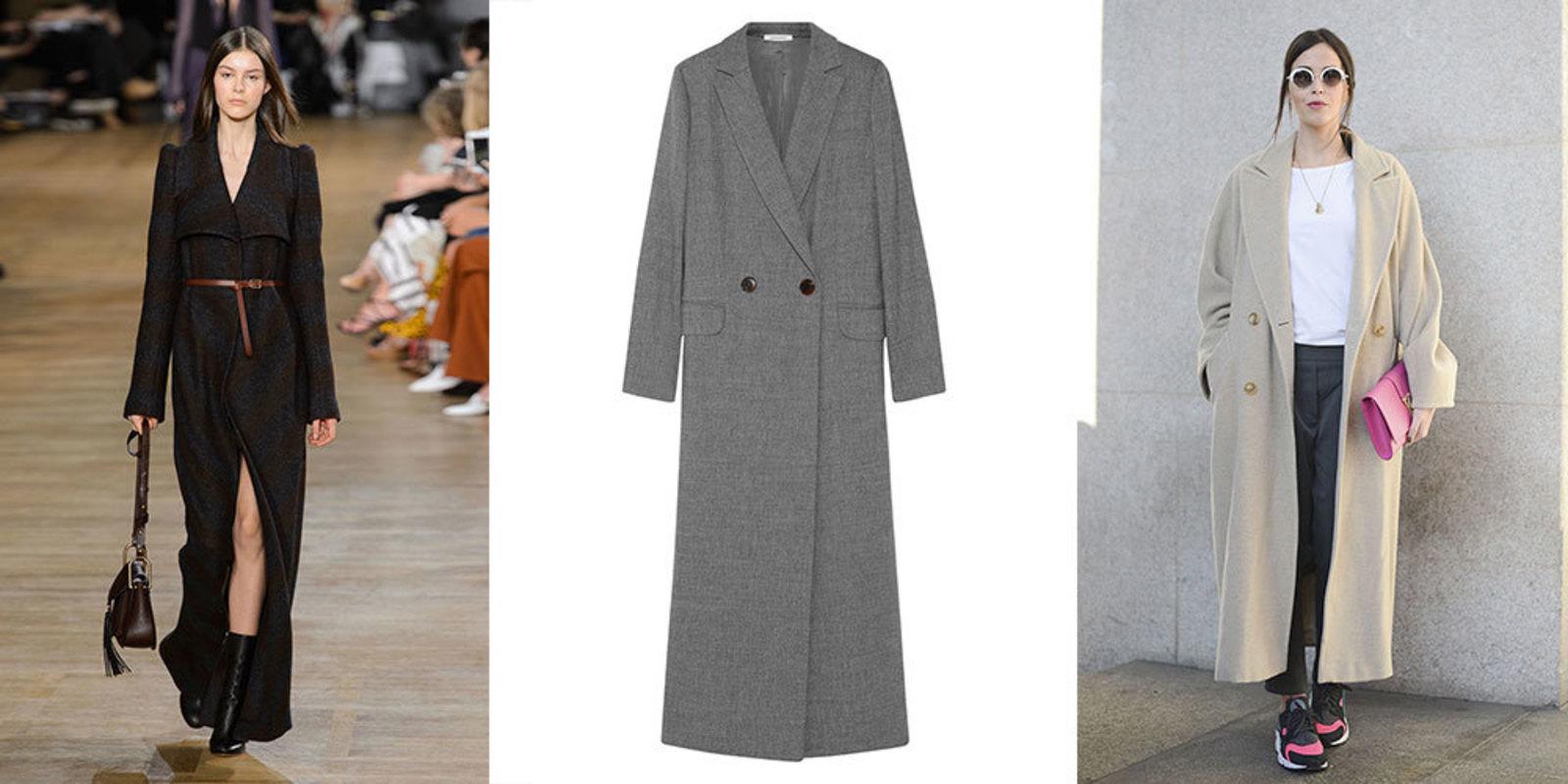 Nieuwste Mode Jassen : Jassen trend voor herfst winter de enkellange jas