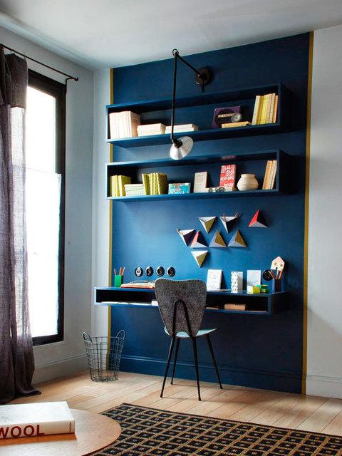 5 designlessen uit een parijs 39 appartement van 30m2 - Kleur appartement ...