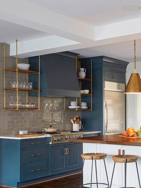 5 alternatieven voor de doorsnee keukenkast - Keukenkast outs ...