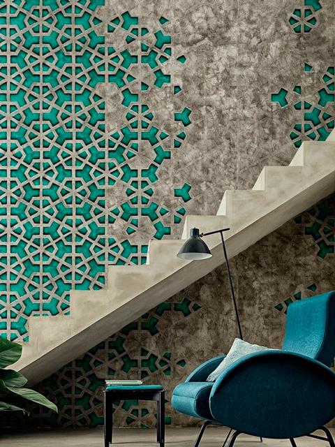 5x een upgrade voor je trapgat for Behang trapgat