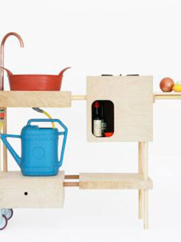 10 kleine designkeukens die overal passen