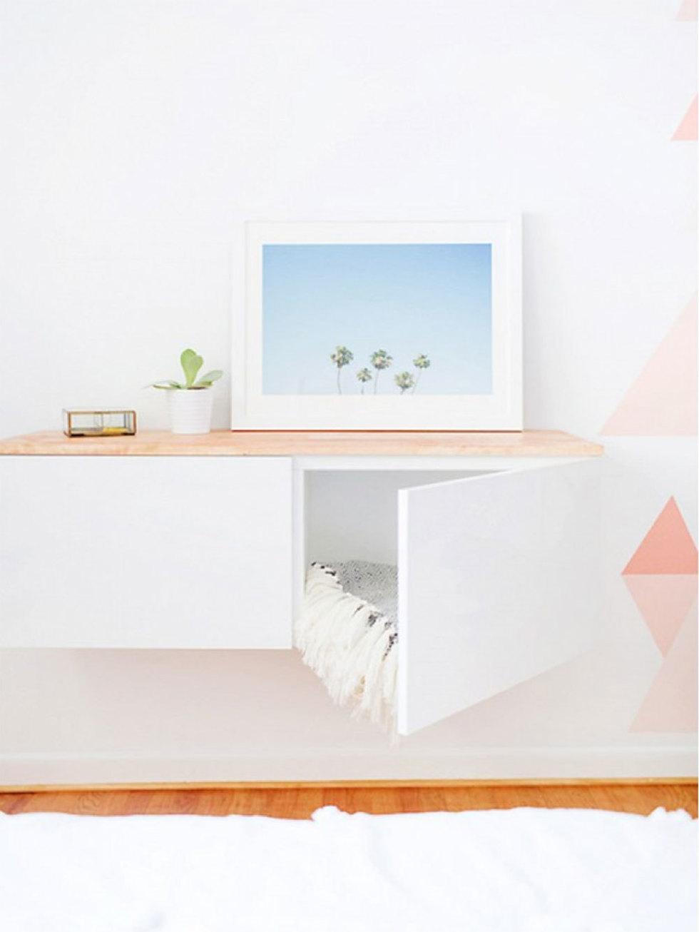 10 simpele hacks om je ikea meubels te upgraden