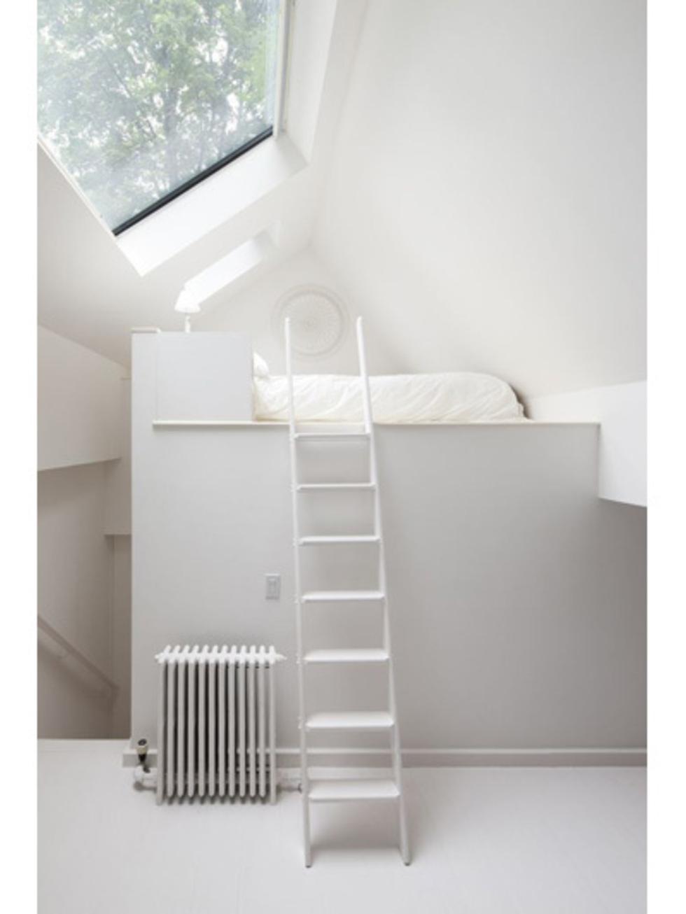 Trapgat ideeen interesting best laundry room images on for Trapgat behangen