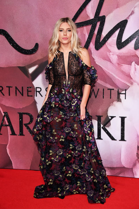 mollie king british fashion awards