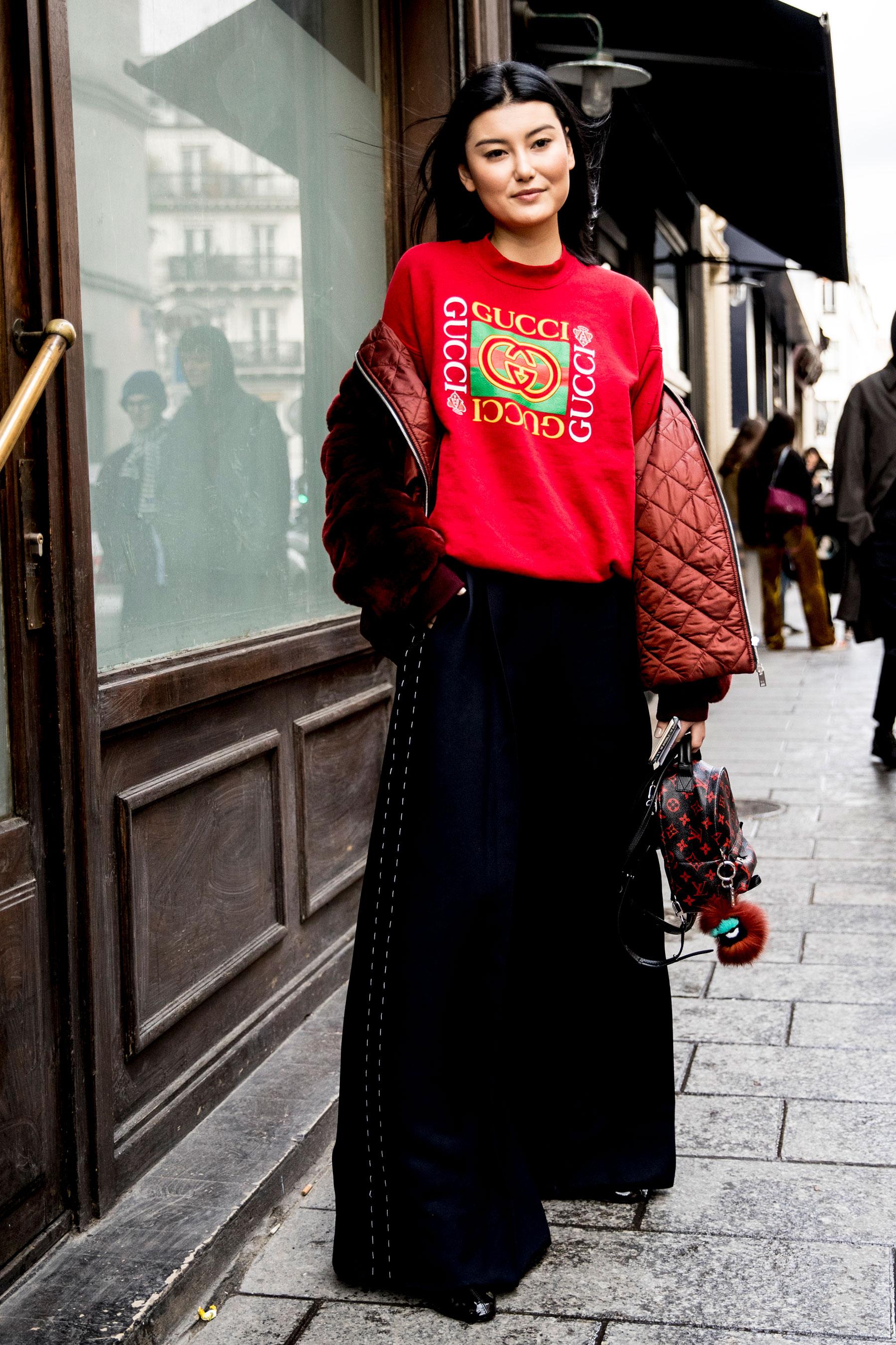 Dit Zijn De Beste Looks Gespot Op Straat In Parijs Tot