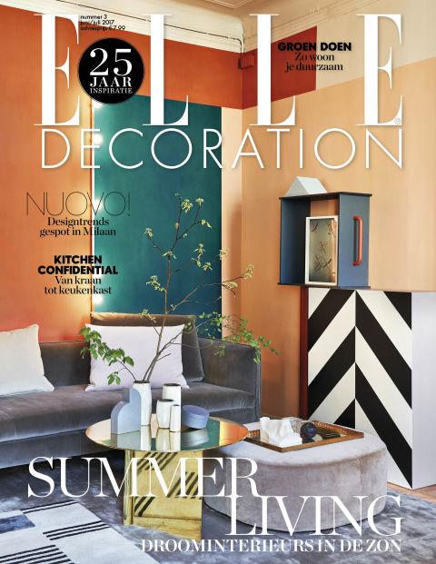 10x waarom je de nieuwe elle decoration in huis m et hebben for Elle deco abonnement