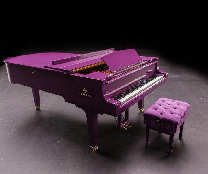 Pantone brengt eerbetoon aan Prince met eigen kleur
