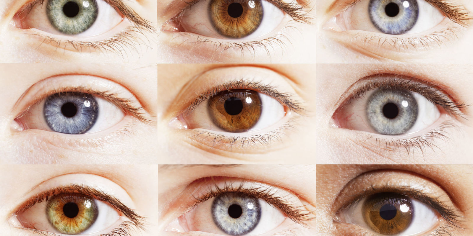 Last van vermoeiende en droge ogen? Doe oogyoga
